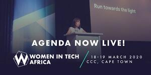 Women in Tech Africa 2020: Agenda at a Glance