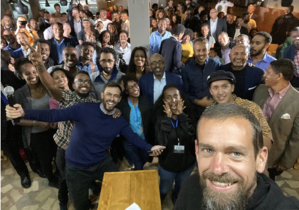 """Twitter's CEO wants to move to Africa because """"it will define the future"""""""