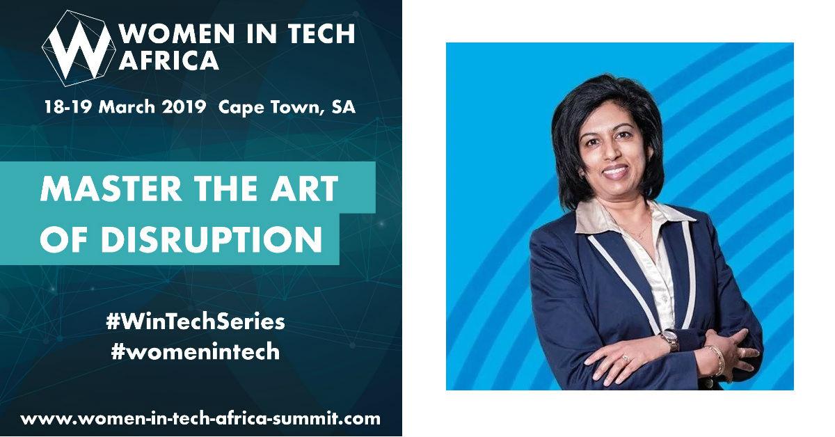 Umsha Reddy Women in Tech Africa