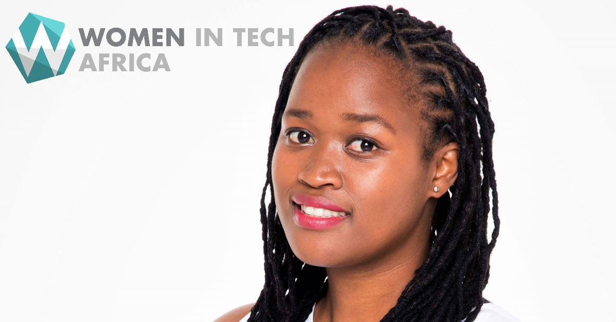 Women in Tech Africa Gugu Nonjinge
