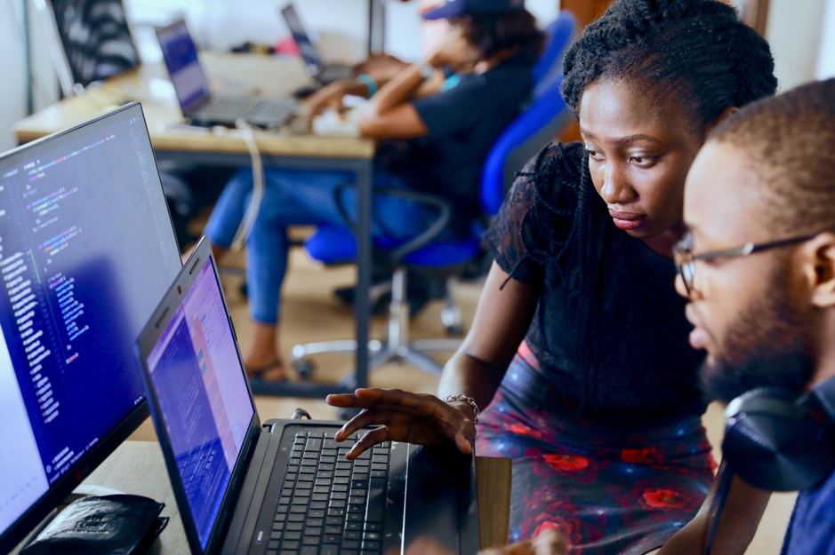Women in Tech Africa Workers